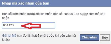 xác nhận, xác minh tài khoản Facebook_2