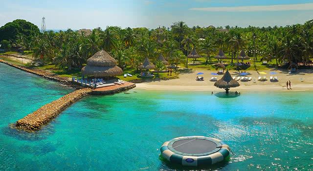 Islas del Rosario - Rosario Islands Cartagena, Colombia