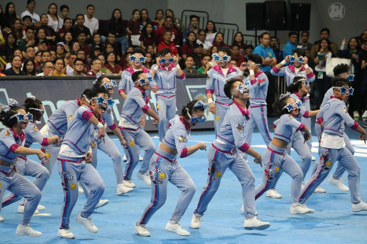 Adamson Pep Squad wins 2017 Cheerdance Competition