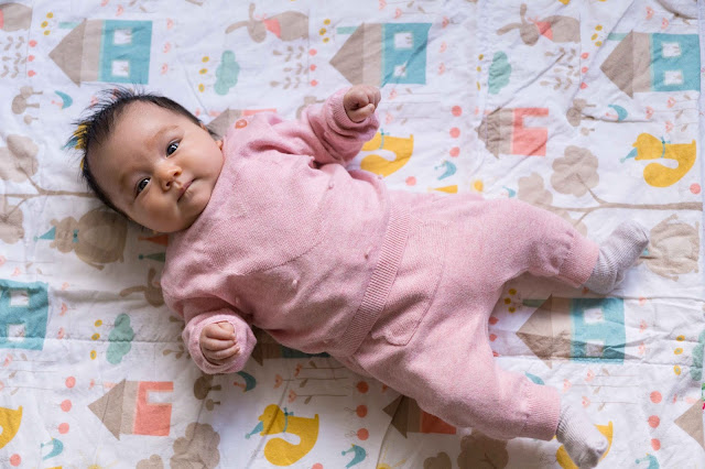 baby quilted blanket brushed cotton diy
