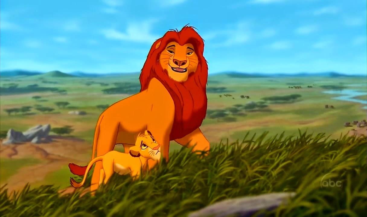 lion king mufasa roar Gallery