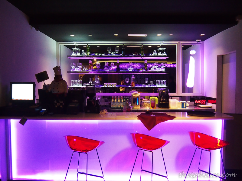 Bar at TGV Indulge