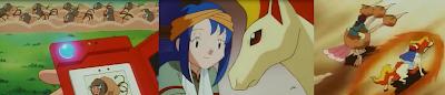 Pokemon Capitulo 33 Temporada 1 La Gran Carrera