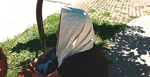 Virgen De Guadalupe Arza Scarf
