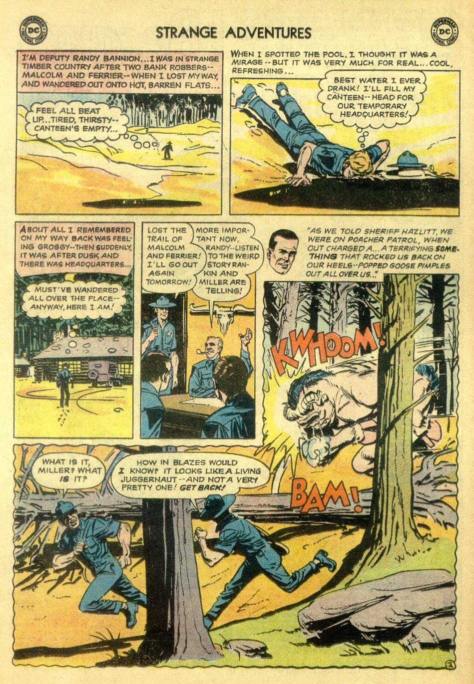 Strange Adventures (1950) issue 172 - Page 4