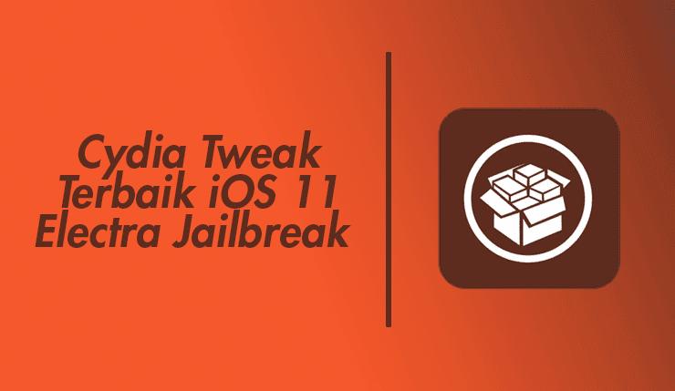 Tweak Terbaik iOS 11