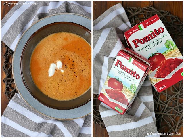 Schnelle Tomaten-Kokos-Suppe | Essen | Kochen | Feierabendküche | Rezept