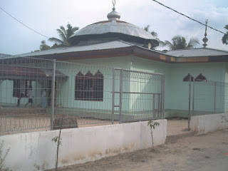 Masjid Pesantren Al-Munawwarah masih alami