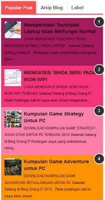 Review Blog Orang IT