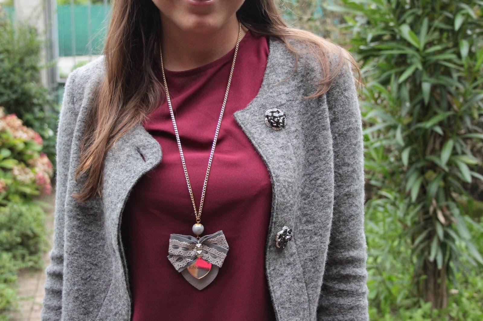 nuovo concetto 10b97 93bf6 Sissa's corner: La giacca di lana cotta