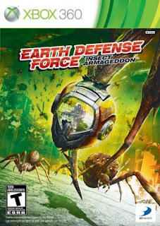 Xbox 360 Earth Defense Force Insect Armageddon 2011