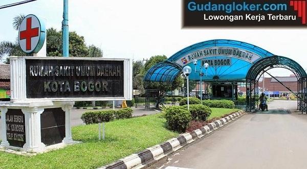 Lowongan Kerja RSUD Kota Bogor Tahun 2020 - SMA SMK D3 S1