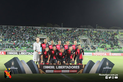 Fbc Melgar vs S. Wanderers