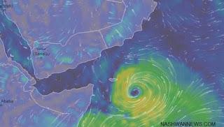 اعصار ميكونو ما هو اعصار ميكونو؟ هل يؤثر هذا الأعصار على المملكة العربية السعودية تعرف على التفاصيل الآن