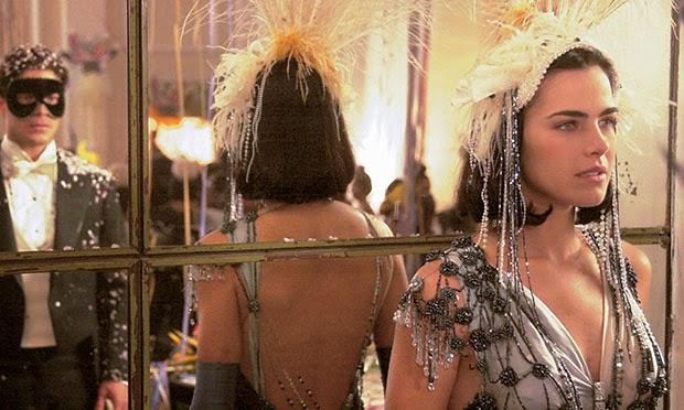 Yolanda e Martin baile de carnaval