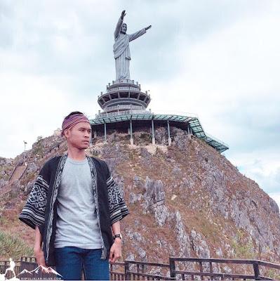 patung tuhan yesus tertinggi di dunia