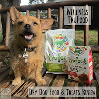 Jada next to bags of Wellness TruFood Products
