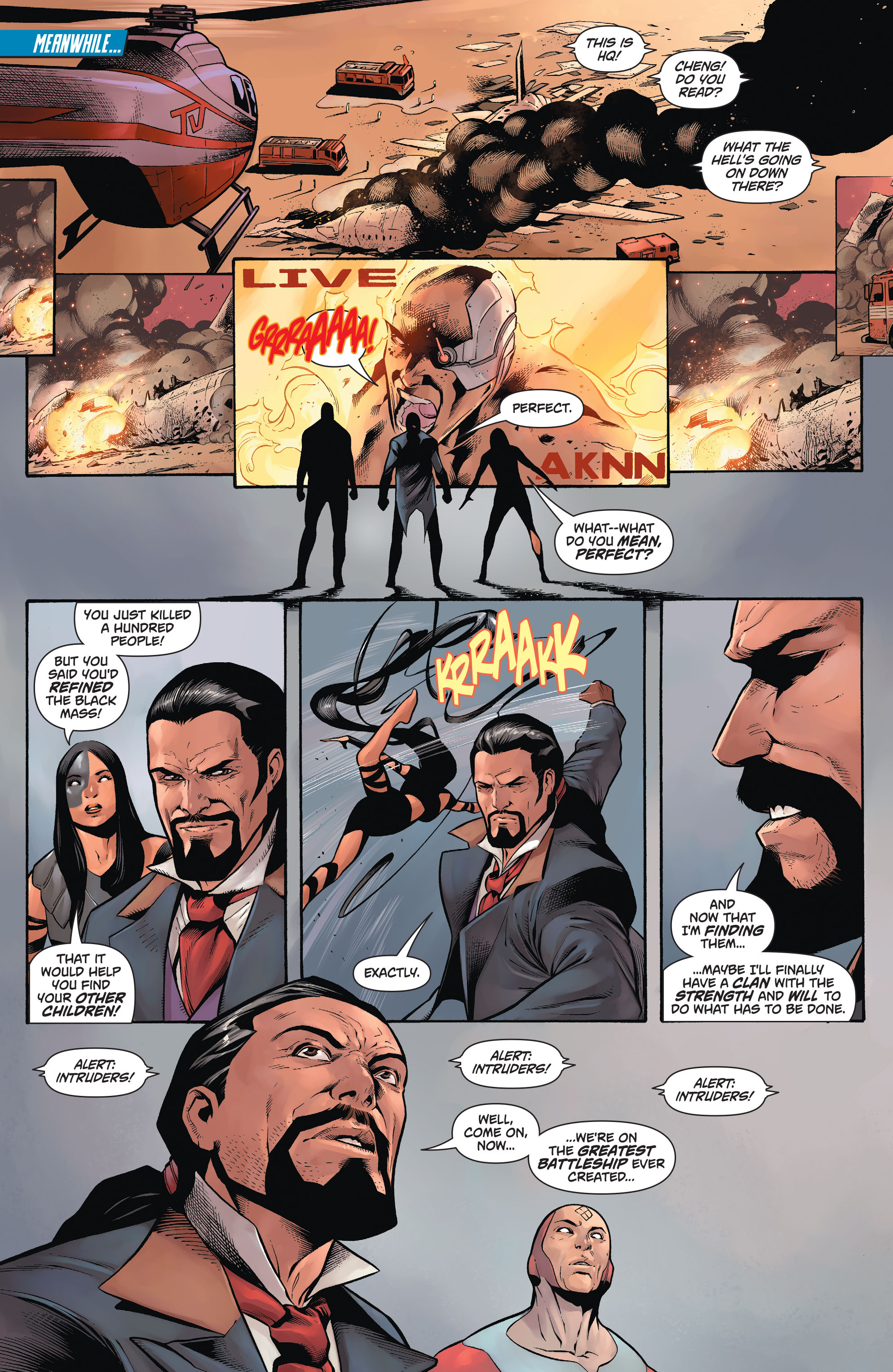 Read online Action Comics (2011) comic -  Issue #48 - 18