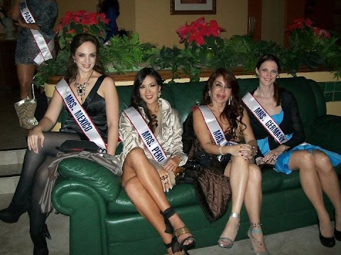 Perú en Mrs. World 2011 (Señora Mundo 2011)