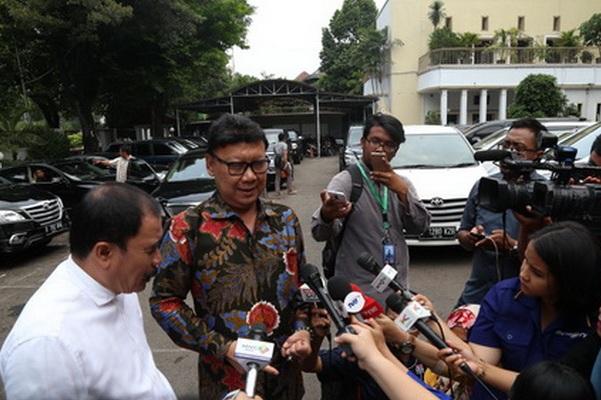 Tjahjo Kumolo : Pilkada 2017 Mementum Melahirkan Kepala Daerah Berkualitas