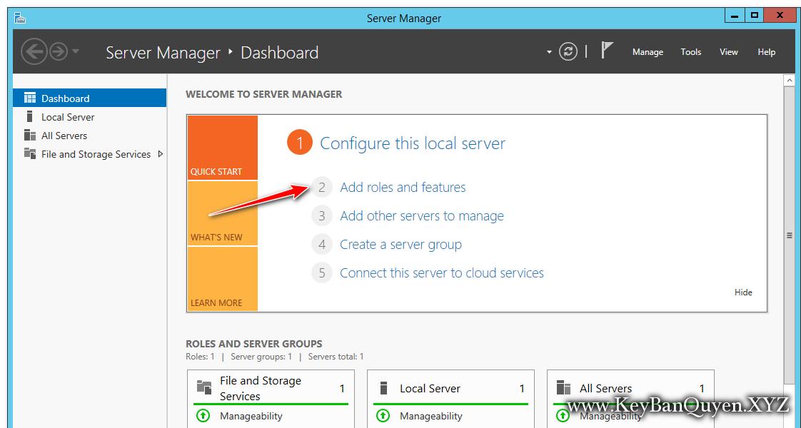 Hướng dẫn hiện My Computer ra Desktop trong Windows Server