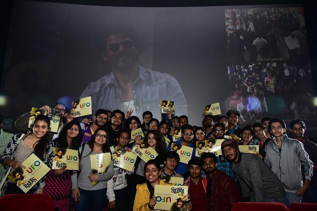UFO_SRK live interaction pics-