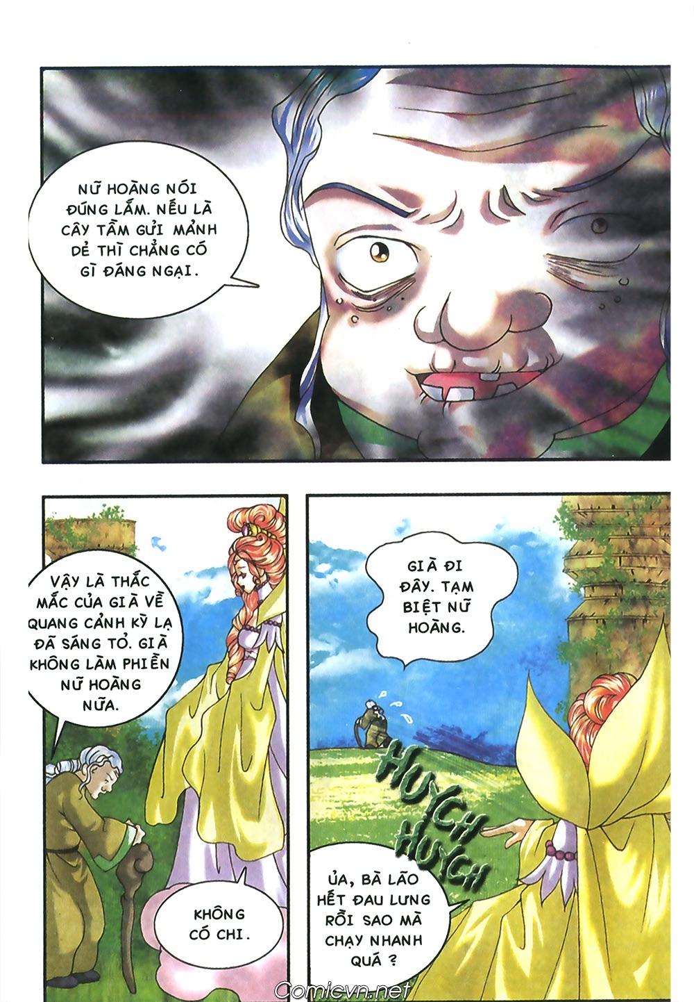 Thần thoại Bắc Âu - Chapter 43: Tình mẫu tử - Pic 38