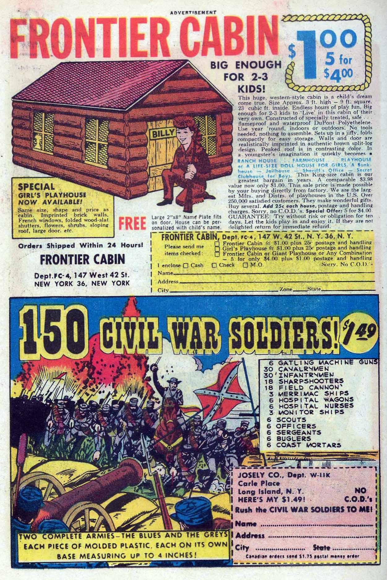 Read online Wonder Woman (1942) comic -  Issue #116 - 34