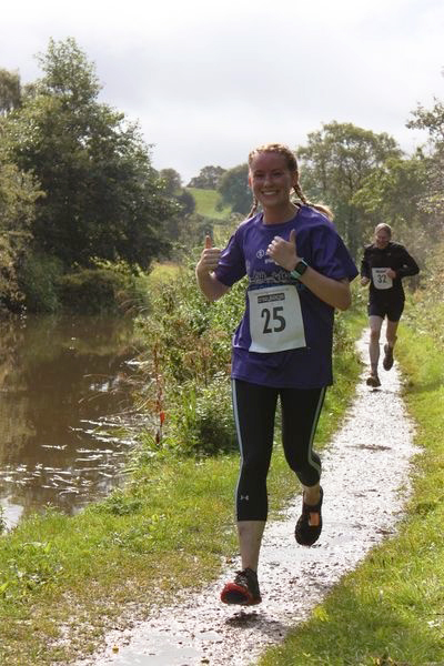 Marple 10km trail run