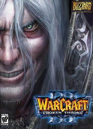 War3 box frozenthrone - Warcraft 3 + Frozen Throne