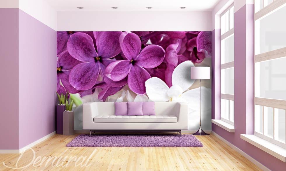 17 Model Wallpaper Ruang Tamu Yang Cantik