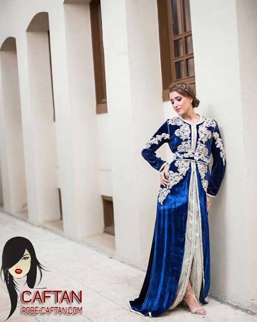 Kaftan / mode et couture pro 2017