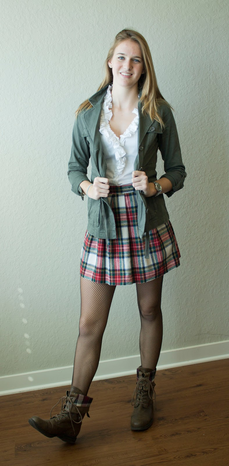 Diy Anime School Girl Costume