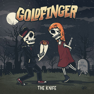 Goldfinger - The Knife - Album Download, Itunes Cover, Official Cover, Album CD Cover Art, Tracklist
