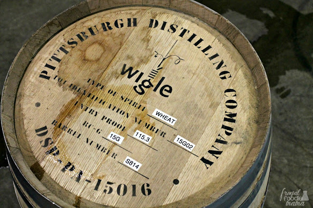 Being the largest purchaser of grains in Pennsylvania, Wigle locally sources the organic rye and other grains they use in their whiskey production from within a 300 mile radius.