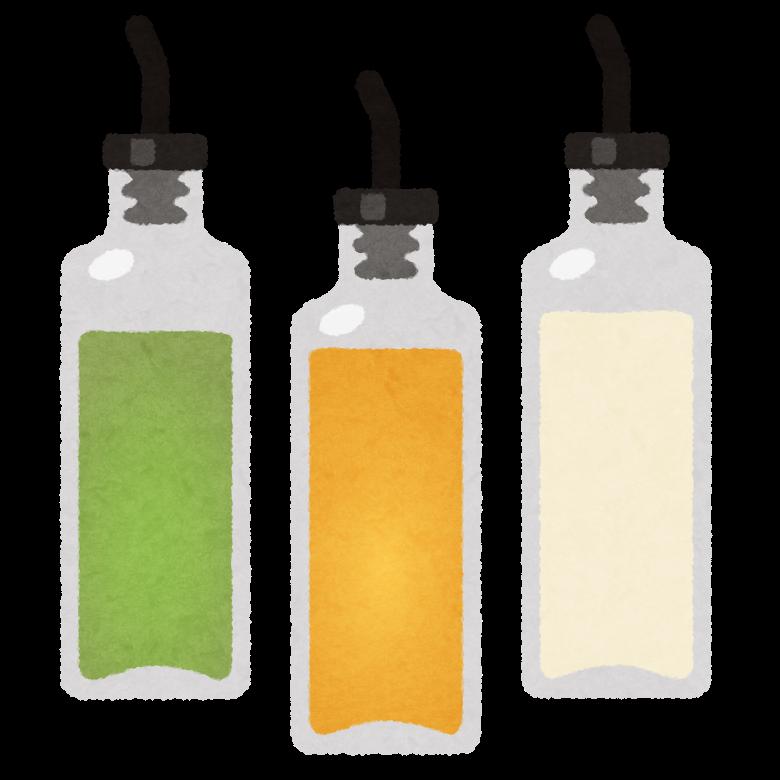 オイルボトルのイラスト | かわいいフリー素材集 いらすとや
