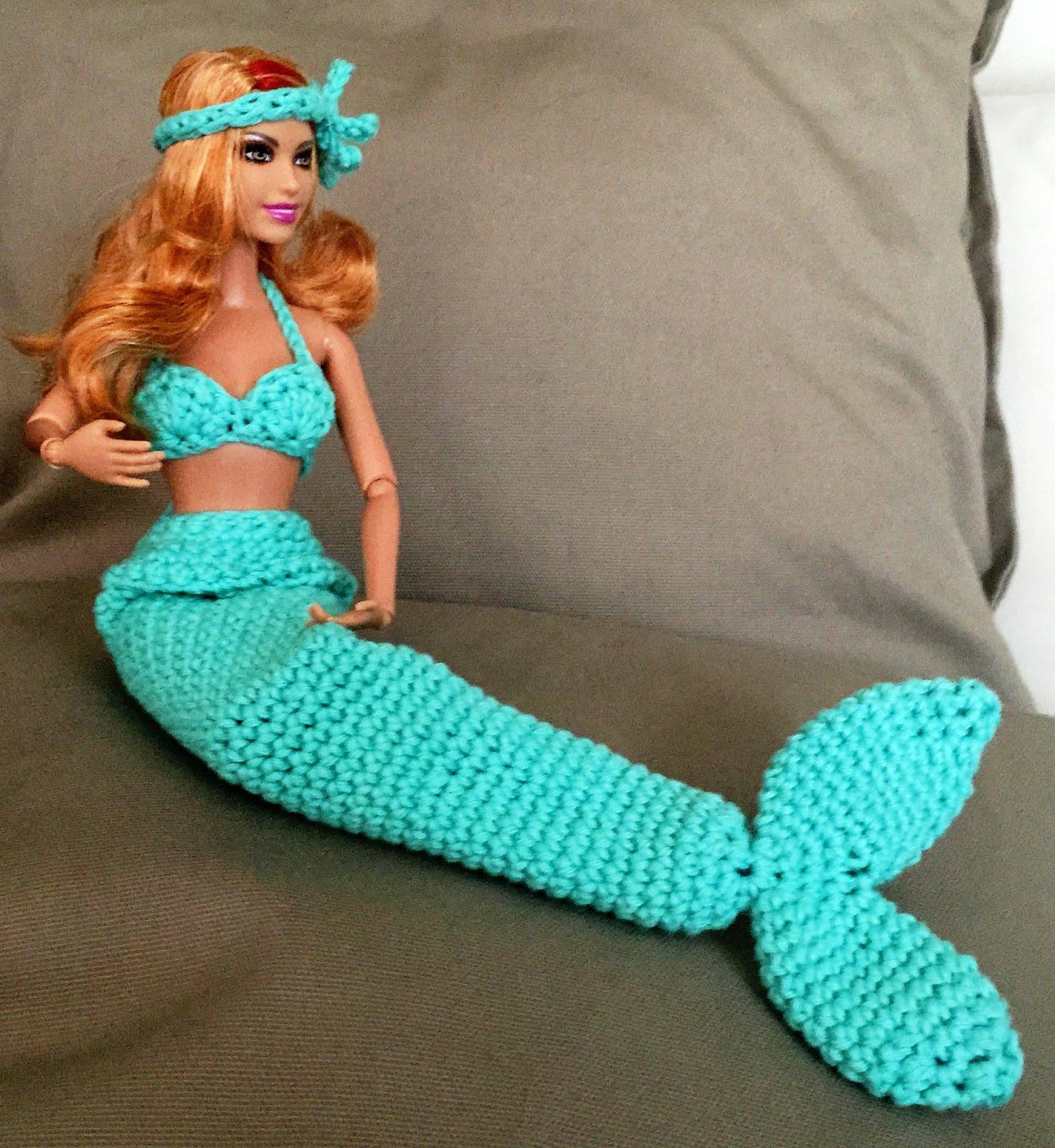 Beroemd Gratis Haakpatronen Barbie Kleding Kt98