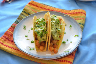 Resep Guacamole with Tacos