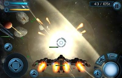 galaxy on fire 2 HD mod apk game