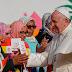 O Papa chama os cristãos de ''fungos'' enquanto chama seguidores islâmicos de filhos de Abraão!