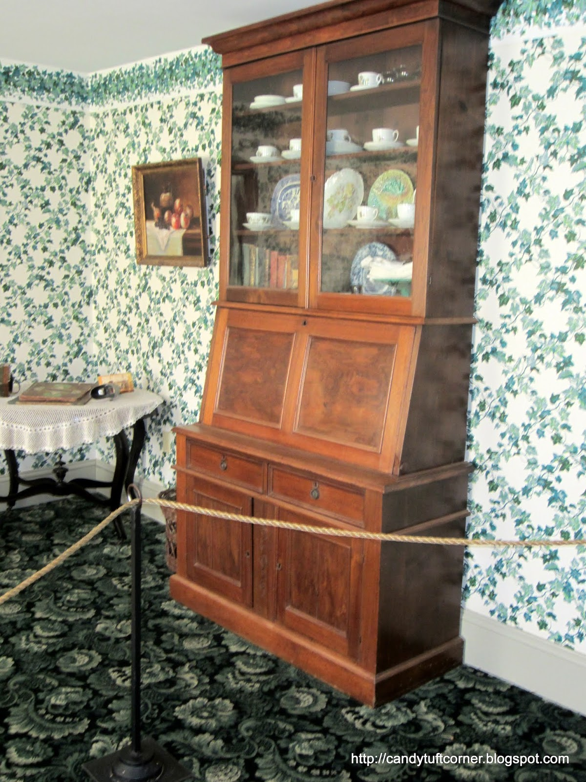 Matthews Room Was On The Ground Floor Of Green Gables