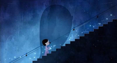 Estilo de animación de La canción del mar