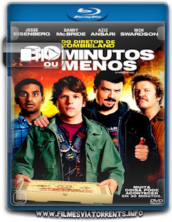 30 Minutos ou Menos Torrent - BluRay Rip 720p Dublado