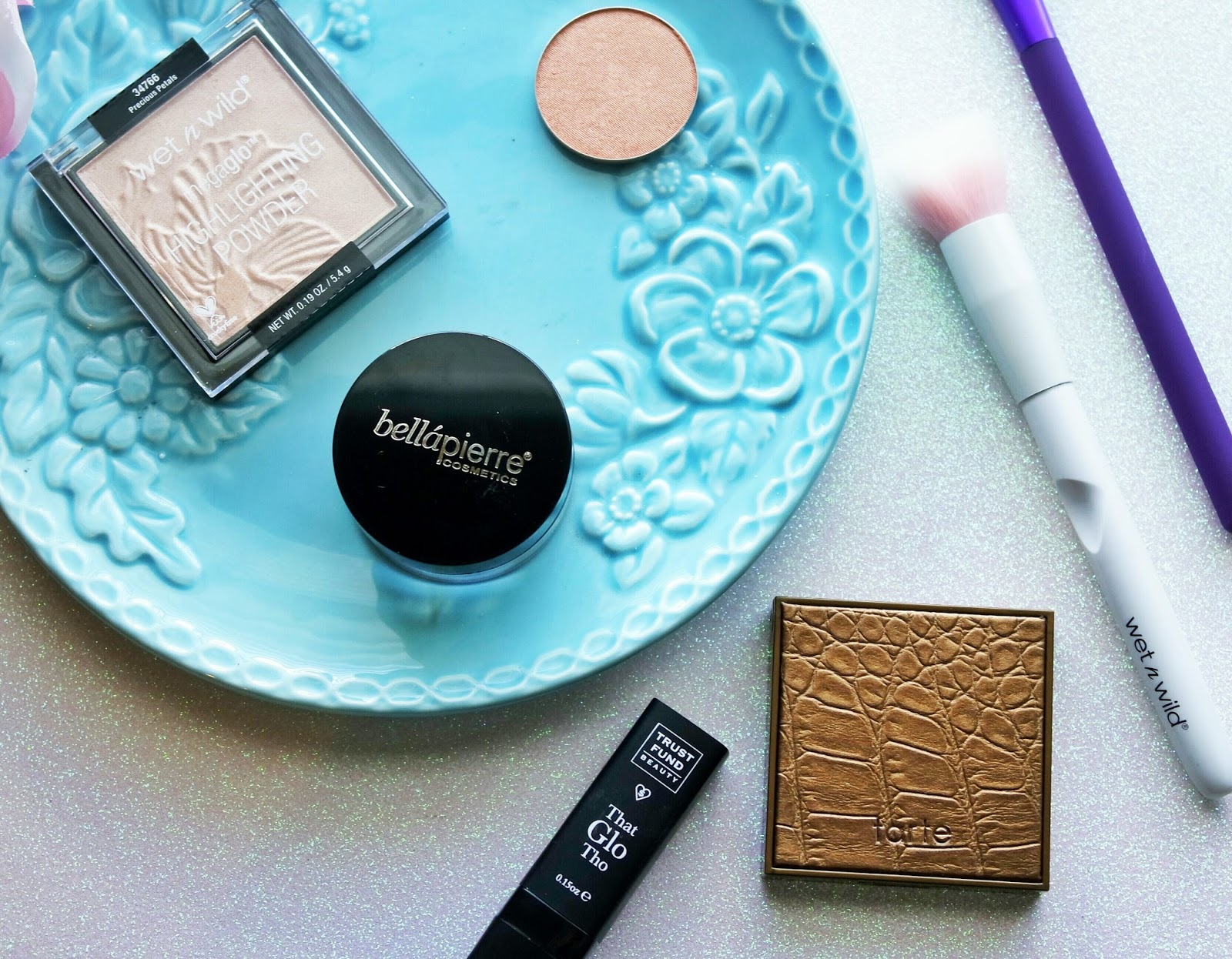 Highlighters for Dark skin