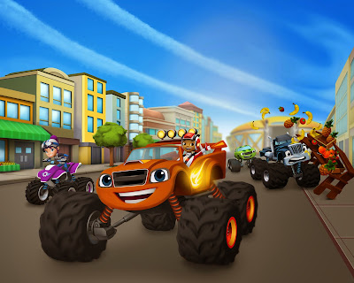 Nickalive Nickelodeon Secures 15 New Uk Licence Partners For Blaze And The Monster Machines