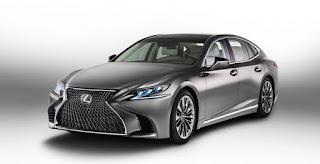 2018 Lexus LS Prix, date de sortie, spécifications et nouvelles rumeurs