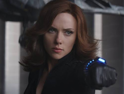 Superhero Anggota Avengers Black Widow