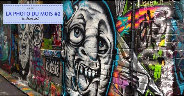 La photo du mois #2 janvier 2017 - Le street art