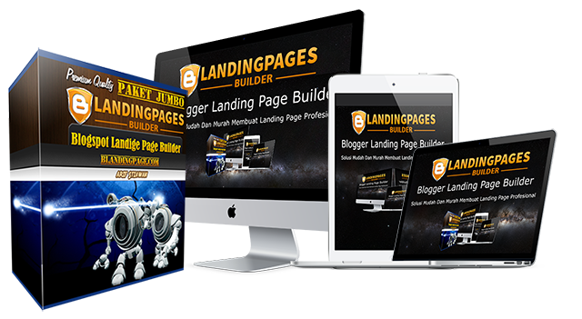 Blogger  Landingpages