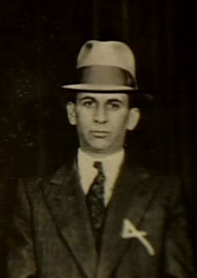 Lucky Luciano with his wife Igea Lissoni. Even though she ...  Meyer Lansky Lucky Luciano